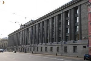 Арбитражный суд Санкт-Петербурга и Ленинградской области